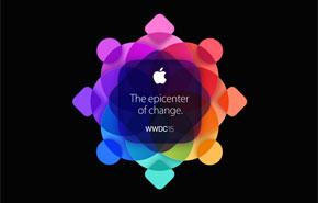 2015年苹果全球开发者大会(WWDC)Logo