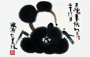 旅游卫视春晚提前拜年 韩美林设计吉祥物曝光